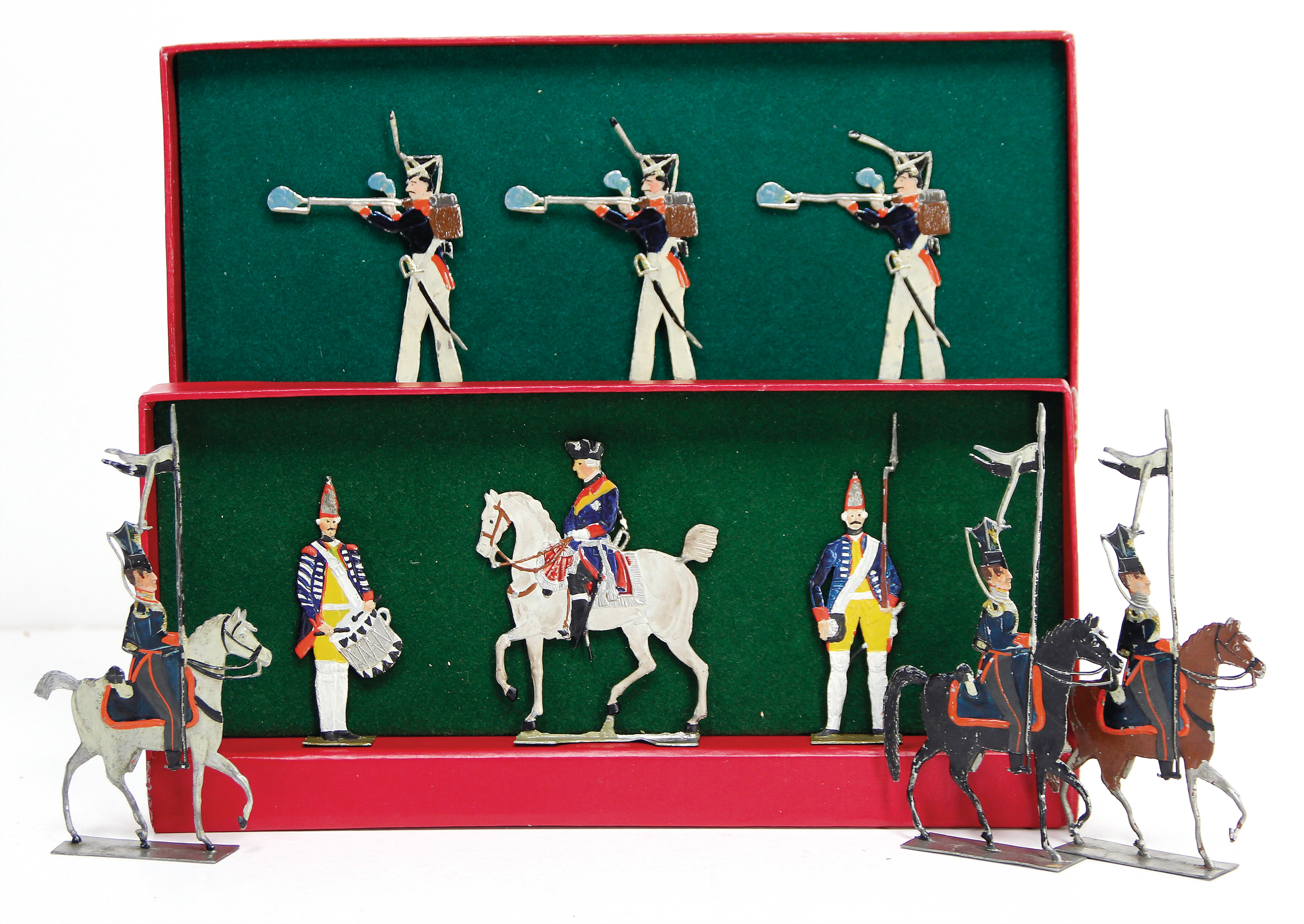 Art Deco Antik Stil Regalwinkel Wandkonsolen LB H/&F 2 St/ück Regaltr/äger Set Gusseisen Massive schwere Qualit/ät