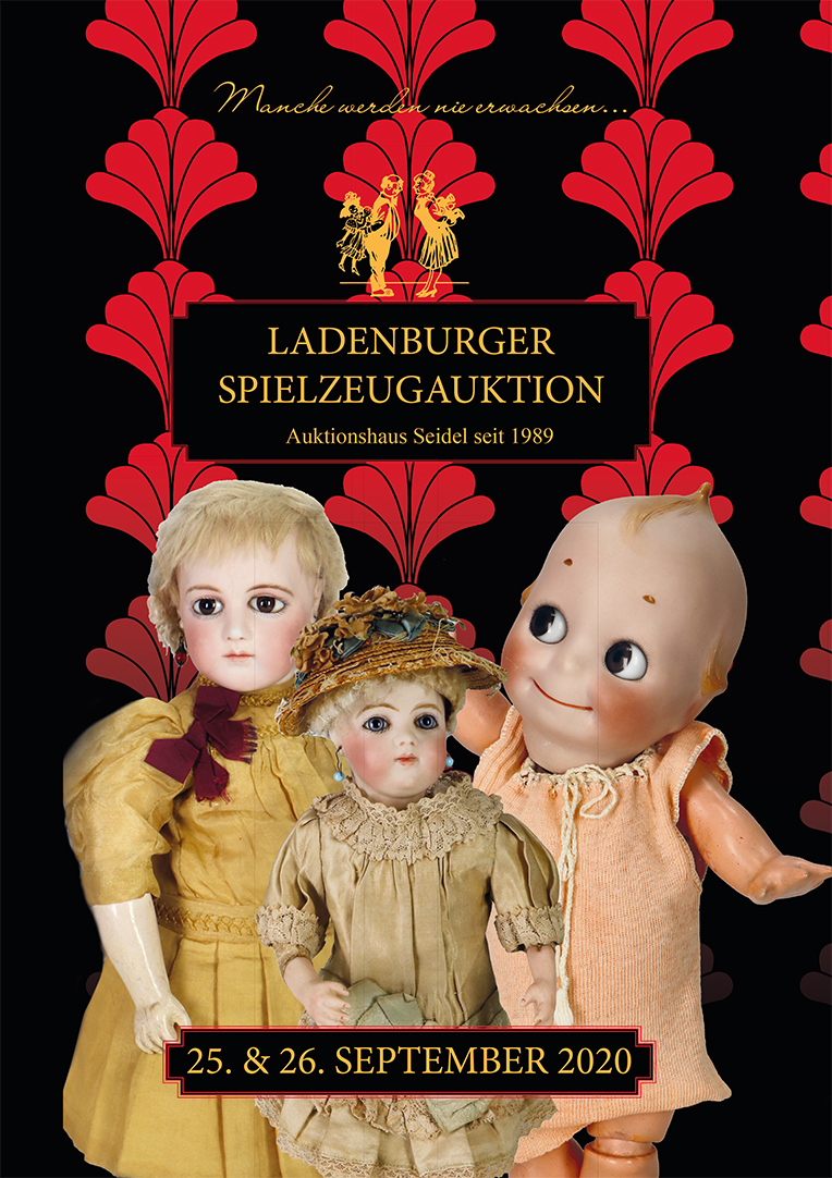 Ladenburger Spielzeugauktion
